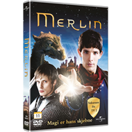 The Adventures Of Merlin - Sesong 1 (DVD)