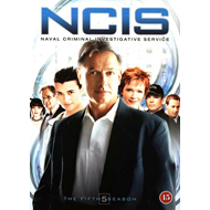 NCIS - Naval Criminal Investigative Service - Sesong 5 (DVD)