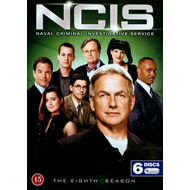 NCIS - Naval Criminal Investigative Service - Sesong 8 (DVD)