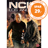 Produktbilde for NCIS: Los Angeles - Sesong 1 (DVD)