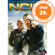 Produktbilde for NCIS: Los Angeles - Sesong 2 (DVD)