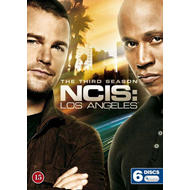 NCIS: Los Angeles - Sesong 3 (DVD)