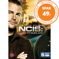 Produktbilde for NCIS: Los Angeles - Sesong 3 (DVD)