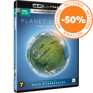 Produktbilde for Planeten Vår II (4K Ultra HD + Blu-ray)