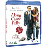 Og Så Kom Polly (BLU-RAY)