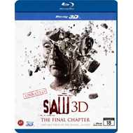 Saw - The Final Chapter (Blu-ray 3D + Blu-ray)