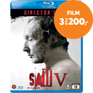 Produktbilde for Saw 5 - Director's Cut (BLU-RAY)