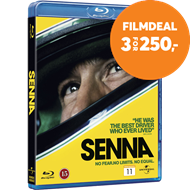 Produktbilde for Senna (BLU-RAY)