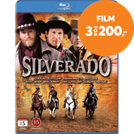 Produktbilde for Silverado (BLU-RAY)
