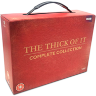 The Thick Of It - The Complete Series (UK-import) (DVD)