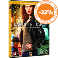 Produktbilde for Unforgettable - Sesong 1 (DVD)