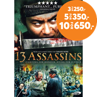 Produktbilde for 13 Assassins (DVD)
