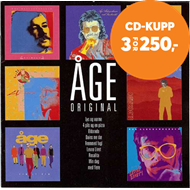 Produktbilde for Åge Original - En Samling (2CD)