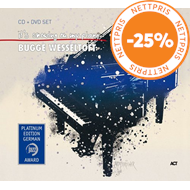 Produktbilde for It's Snowing On My Piano - Deluxe Edition (m/DVD) (CD)