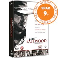 Produktbilde for Clint Eastwood Collection (DVD)