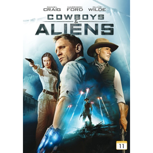 Cowboys And Aliens (DVD)