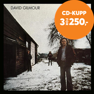 Produktbilde for David Gilmour (Remastered) (CD)