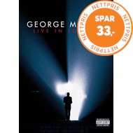 Produktbilde for George Michael - Live In London (UK-import) (DVD)