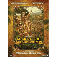 Gold Of The Amazon Woman (DVD)
