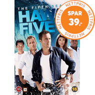 Produktbilde for Hawaii Five-O - Sesong 5 (DVD)