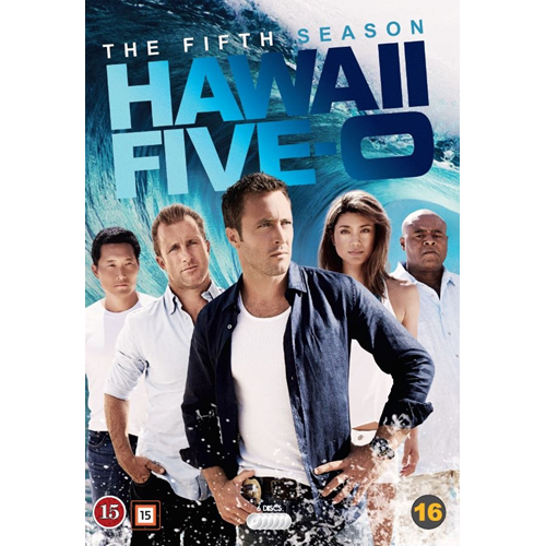 Hawaii Five-O - Sesong 5 (DVD)