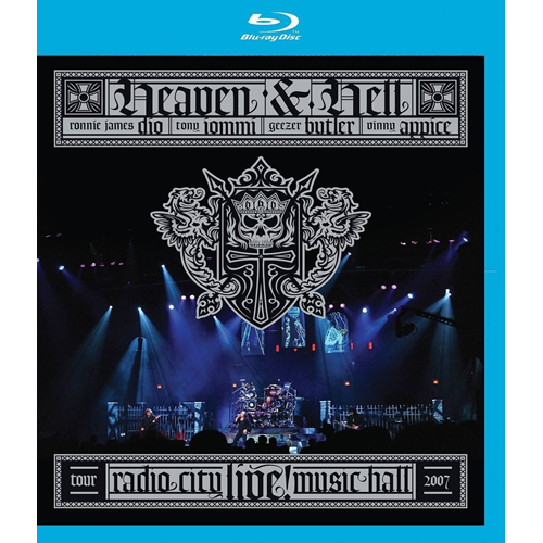 Heaven & Hell - Live From Radio City Music Hall (UK-import) (BLU-RAY)