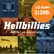 Produktbilde for Røta - Hellbillies' Beste (CD)