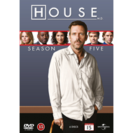 House M.D. - Sesong 5 (DVD)