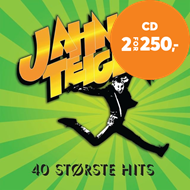Produktbilde for 40 Største Hits (2CD)