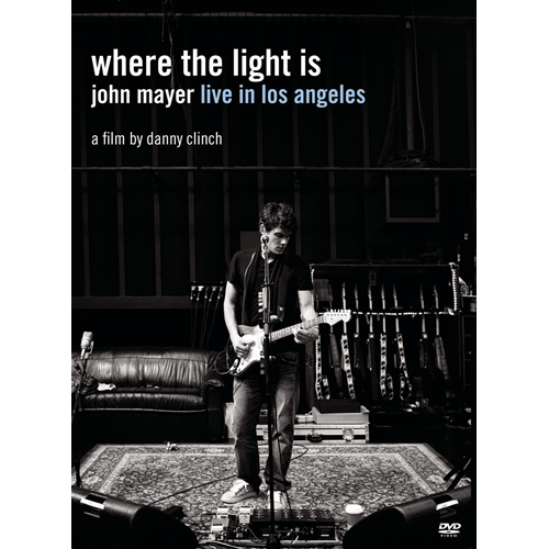 John Mayer - Where The Light Is: Live In Los Angeles (DVD)