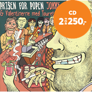 Produktbilde for Prisen For Popen (2CD)