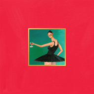 Produktbilde for My Beautiful Dark Twisted Fantasy (CD)
