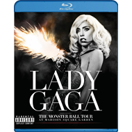 Lady GaGa - Monster Ball Tour Live At MSG (BLU-RAY)