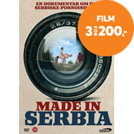 Produktbilde for Made In Serbia (DVD)