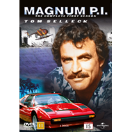 Magnum P.I. - Sesong 1 (DVD)