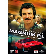 Magnum P.I. - Sesong 2 (DVD)