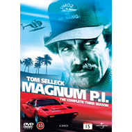 Magnum P.I. - Sesong 3 (DVD)