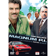 Magnum P.I. - Sesong 5 (DVD)