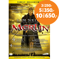 Produktbilde for Merlin (DVD)