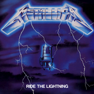 Produktbilde for Ride The Lightning (VINYL - 180  gram)