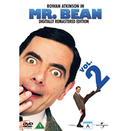 Mr. Bean - Del 2 (DVD)