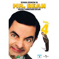 Mr. Bean - Del 4 (DVD)