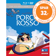 Porco Rosso (UK-import) (Blu-ray + DVD)