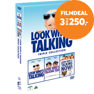 Produktbilde for Look Who's Talking Triple Collection (DVD)