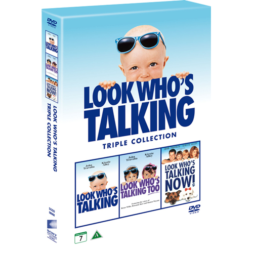 Look Who's Talking Triple Collection (DVD)