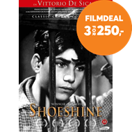 Produktbilde for Shoeshine (DVD)