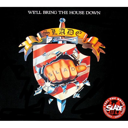 We'll Bring The House Down (Remastered) (CD)