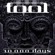 Produktbilde for 10 000 Days (CD)
