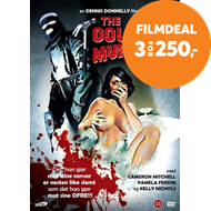 Produktbilde for The Toolbox Murders (DVD)