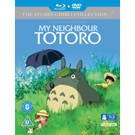 My Neighbour Totoro (UK-import) (Blu-ray + DVD)